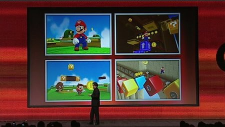 'Super Mario 3DS'. Miyamoto cuenta con publicarlo en 2011