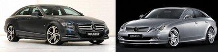 Brabus retoca el nuevo Mercedes CLS: ¿quién ha dicho que la renovación no le haya sentado bien?