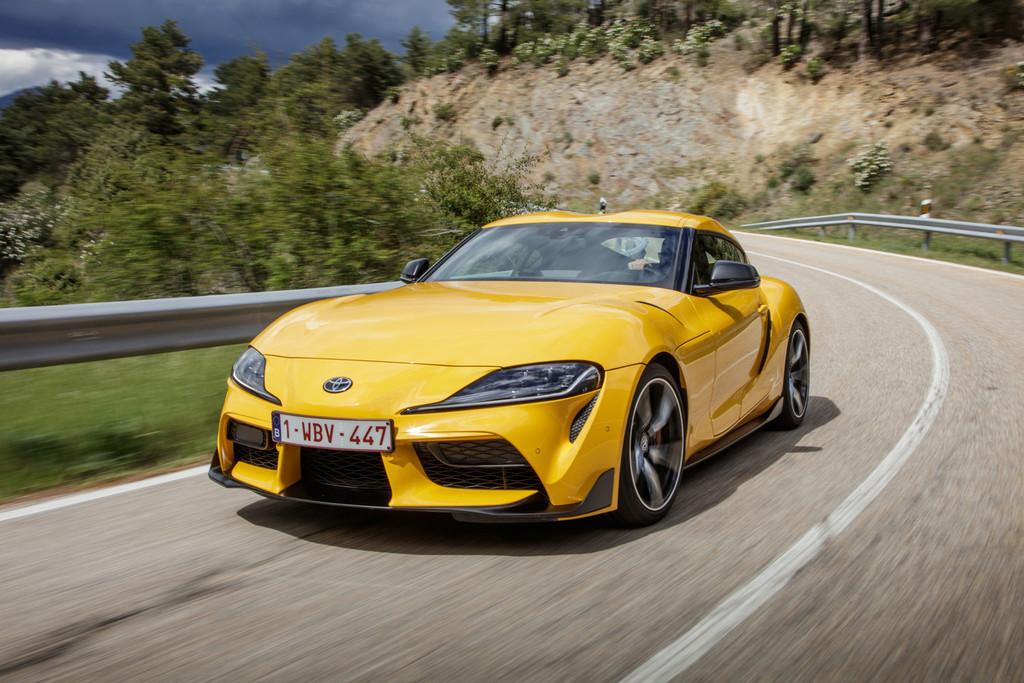 El Toyota GR Supra es más potente de lo anunciado, según las pruebas en banco de dos revistas americanas