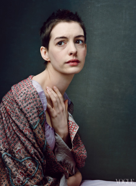 Miserables Fantine Anne Hathaway