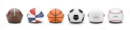 Cascos Torneo, una pelota para tu cabeza