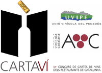 Cartavi 07, concurso de cartas de vino de los restaurantes de Cataluña