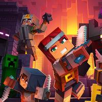 Aquí tienes casi 30 minutazos con gameplay de Minecraft Dungeons