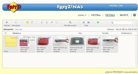 FRITZ!NAS 7490