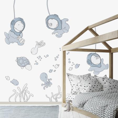 Bubbles And Bubbles Kids Design 27