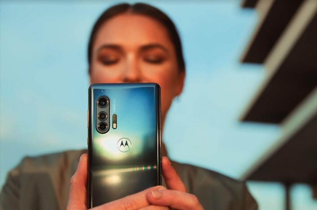 Motorola arroja la modernización a Android™ once para los Motorola™ Edge+