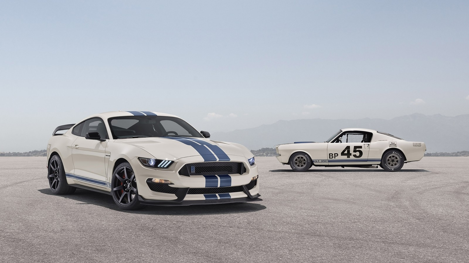 Foto de Ford Mustang Heritage Edition Package 2020 (2/9)