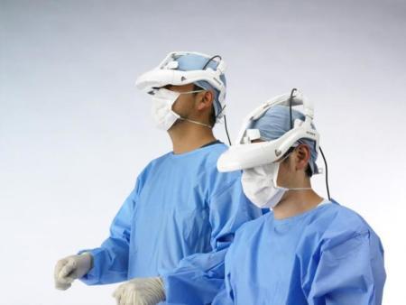 Sony lleva la tecnología OLED a su visor médico en tres dimensiones