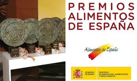 El Ministerio concede los Premios Alimentos de España 2013 en su XXVI edición