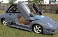 De Porsche Boxster a Lamborghini Murcielago LP640 Roadster, una difícil transformación inacabada