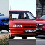 Porque te extrañamos: ¡Felices 80 años, Opel Astra!