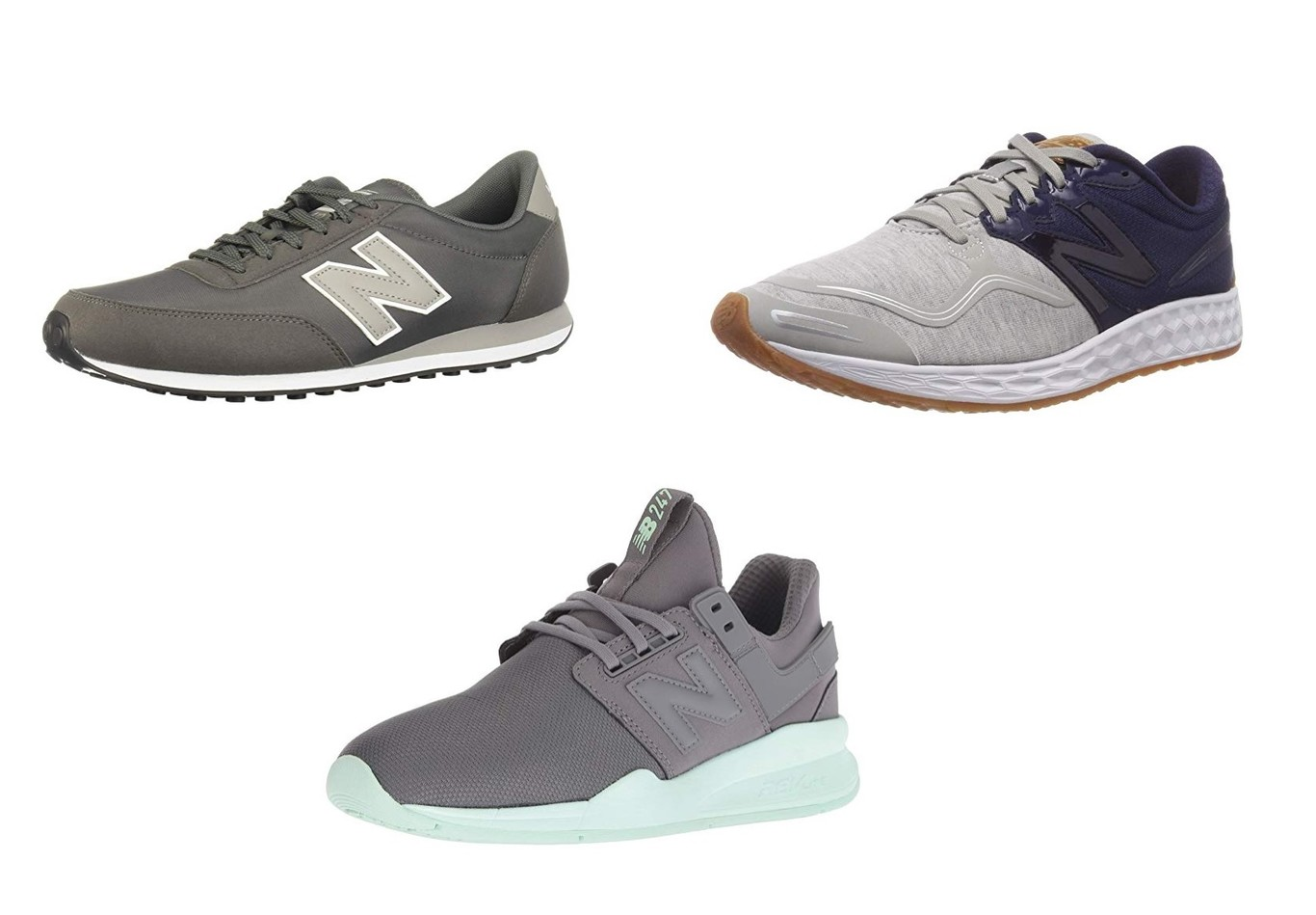 cheap for discount 97946 14a9b Chollos en tallas sueltas de zapatillas New Balance en Amazon