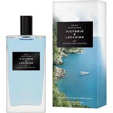 Eau de toilette nº 7 Frescor Mediterráneo 150 ml Aguas masculinas Victorio & Lucchino