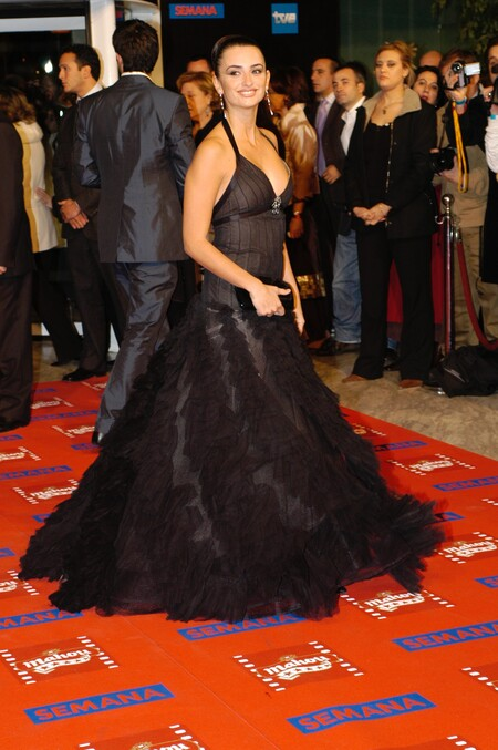 Penelope Cruz De Chanel 2005