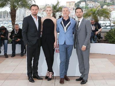 'El gran Gatsby' aterriza en Cannes con un suspenso en estilismo para Leonardo DiCaprio