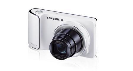 Se filtran detalles de la nueva Samsung Galaxy Camera