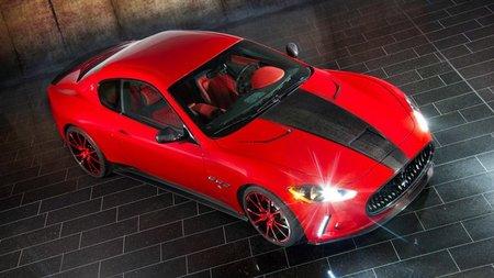 Maserati GranTurismo y GranTurismo S por Mansory