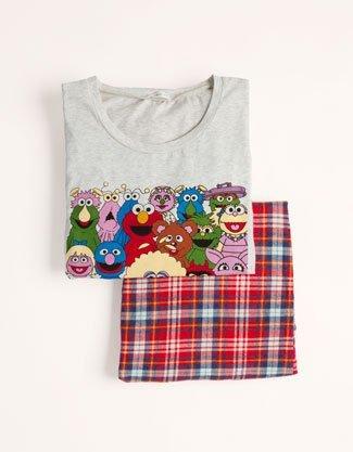 Navidad-2011-Oysho-pijama