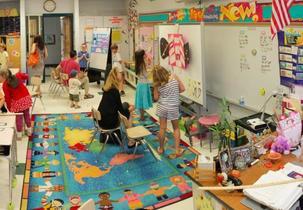 Participar en las actividades escolares de nuestros hijos, una gran experiencia
