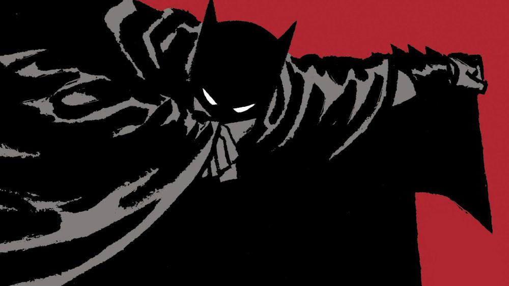 Batman Year One Portada