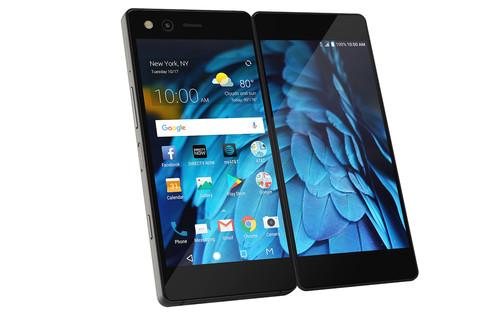 Axon M, el primer smartphone plegable y con doble pantalla del mundo llega de la mano de ZTE