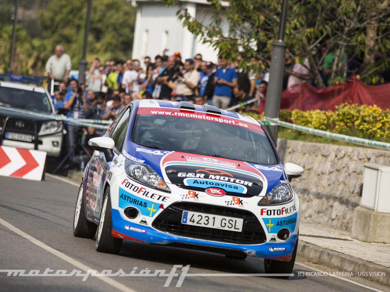 Foto de Rallye de Santander 2014 (12/70)