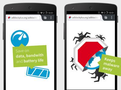 Adblock Plus quiere bloquear los anuncios de tu Android... con un navegador web completo