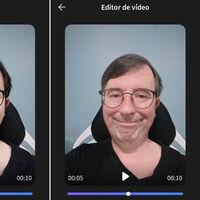 FaceApp se pasa a los vídeos: ya puedes aplicar efectos de sonrisa, edad y más a los videos que grabas con el móvil