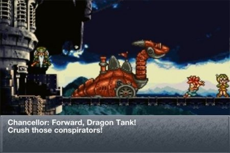 Chrono Trigger llegará a IOS el próximo mes