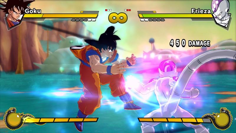 Foto de Dragon Ball Z: Burst Limit (18/109)