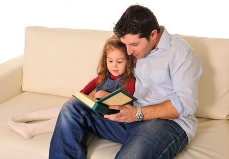 Leer a niños pequeños