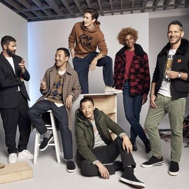 GAP y GQ lo hacen de nuevo: así es su colaboración con 'los diseñadores más cool del planeta'