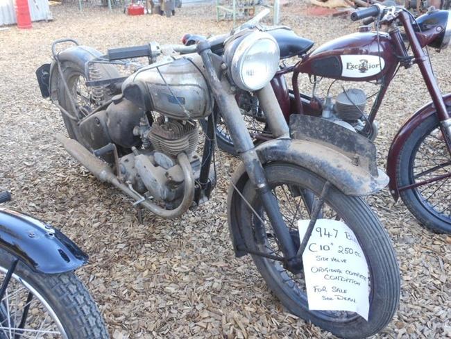 Venta motos