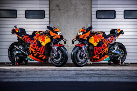 La nueva KTM RC16 sigue la línea marcada por Dani Pedrosa ante un 2021 crucial para la marca en MotoGP