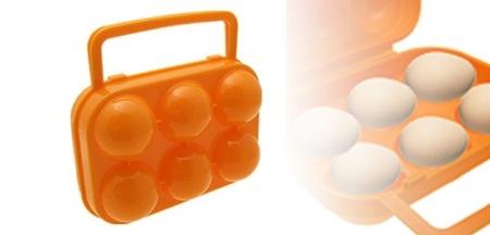 Maletín para llevar huevos
