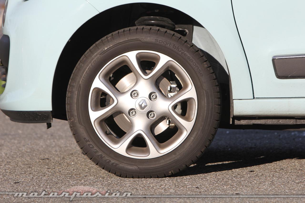 Foto de Renault Twingo SCe 70 CV Zen (15/47)