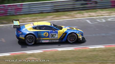 Aston Martin: ¿licencia para ganar?