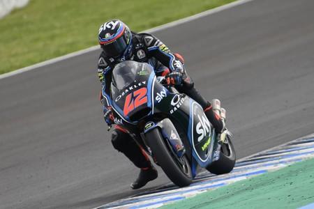 Francesco Bagnaia Jerez Moto2 2018