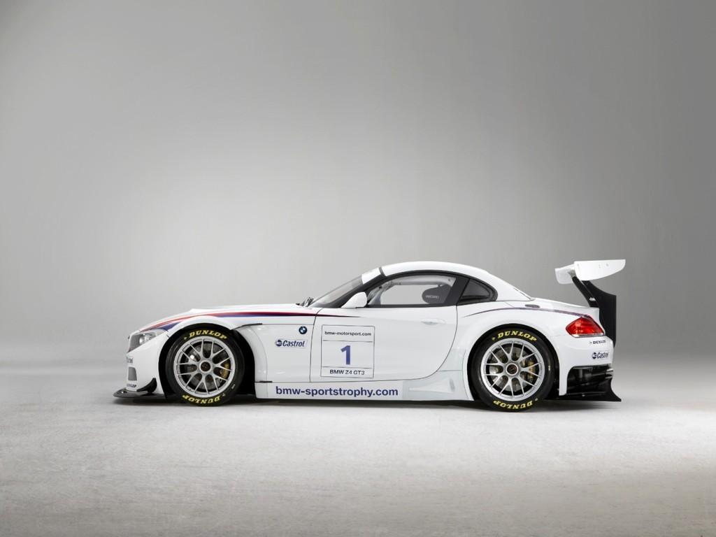 Foto de BMW Z4 GT3 (1/7)