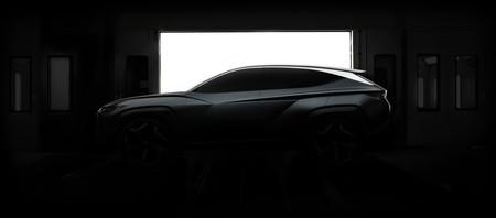 Hyundai adelanta detalles de su nuevo SUV concept, un híbrido enchufable