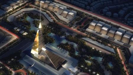 Egipto quiere construir una nueva pirámide, pero no como las que conocemos