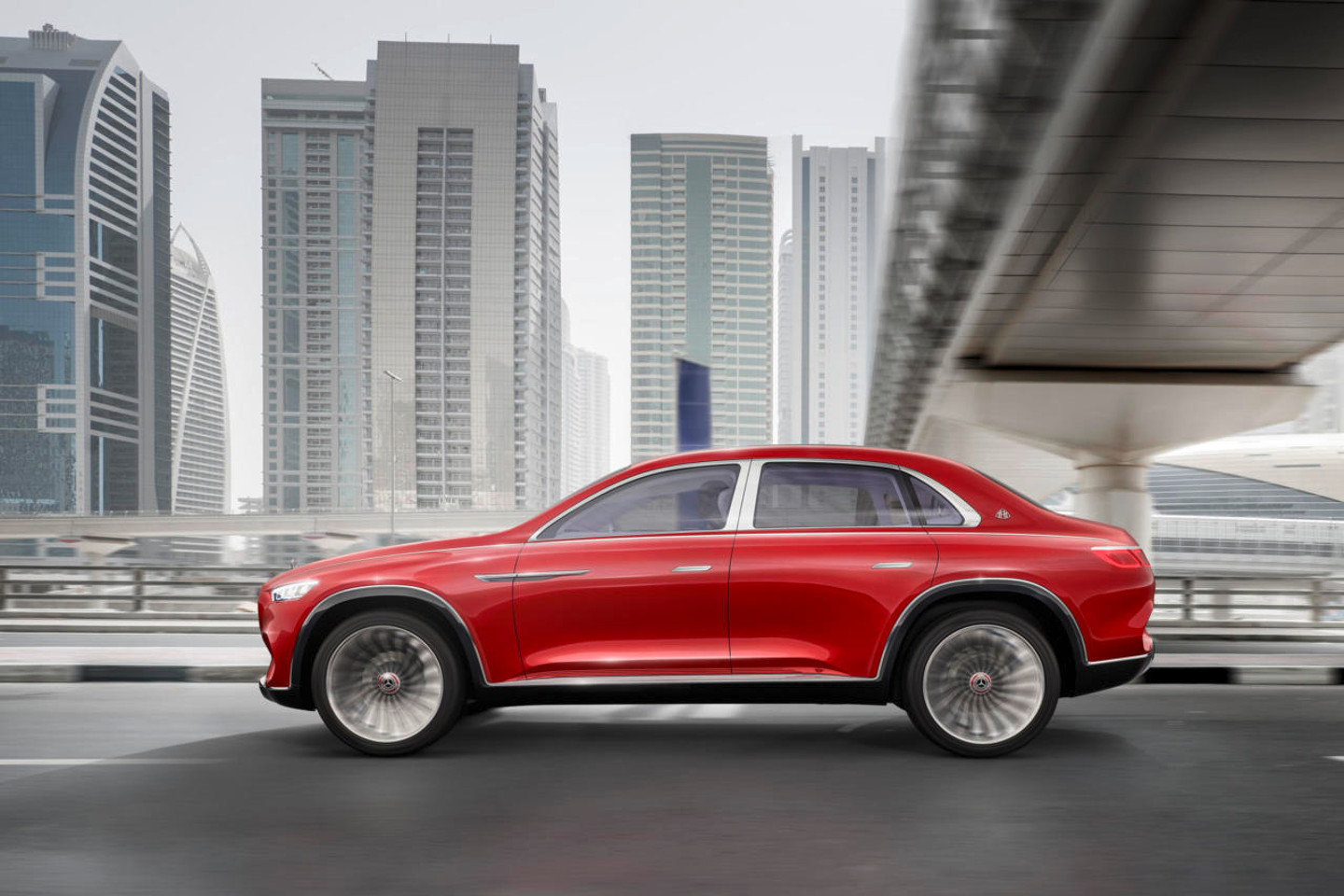 Foto de Mercedes-Maybach Ultimate Luxury Concept (3/10)