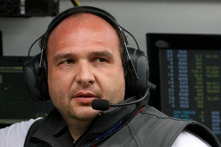 ¿Colin Kolles, nuevo team-manager de Williams?