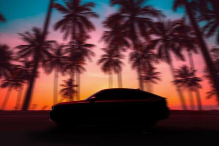 ¡Primera imagen oficial! Así lucirá el nuevo Honda Civic hatchback 2022 que será presentado a final de este mes