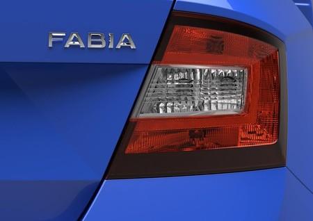 Škoda Fabia 2015