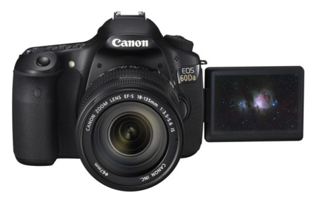 Canon EOS 60Da para amantes de la astrofotografía