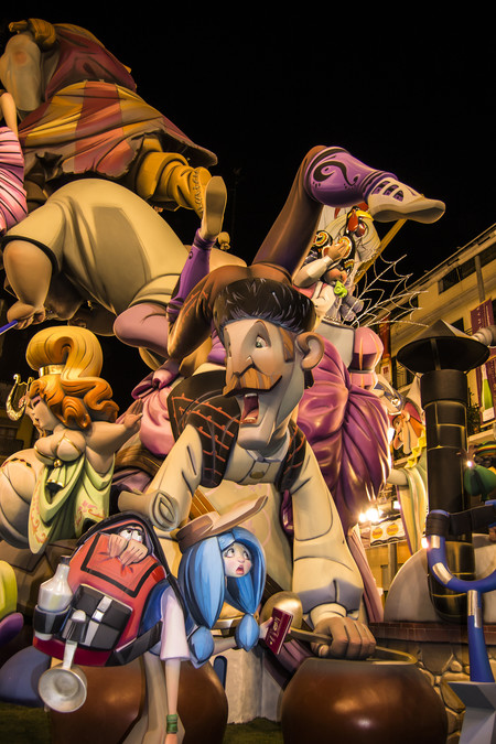 Fallas Unesco 2