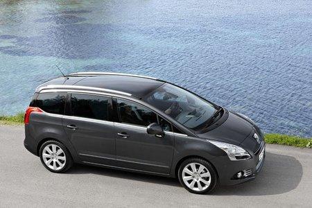 Peugeot 5008. Coches familiares a análisis
