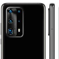 Así sería el Huawei P40 Pro: dos cámaras frontales y cinco cámaras traseras con hasta 240mm