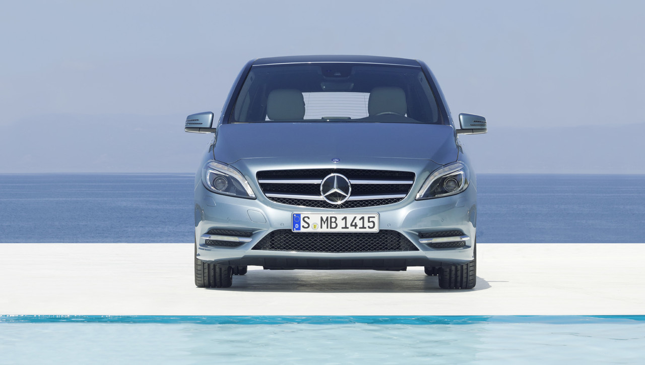 Foto de Mercedes-Benz Clase B (29/104)